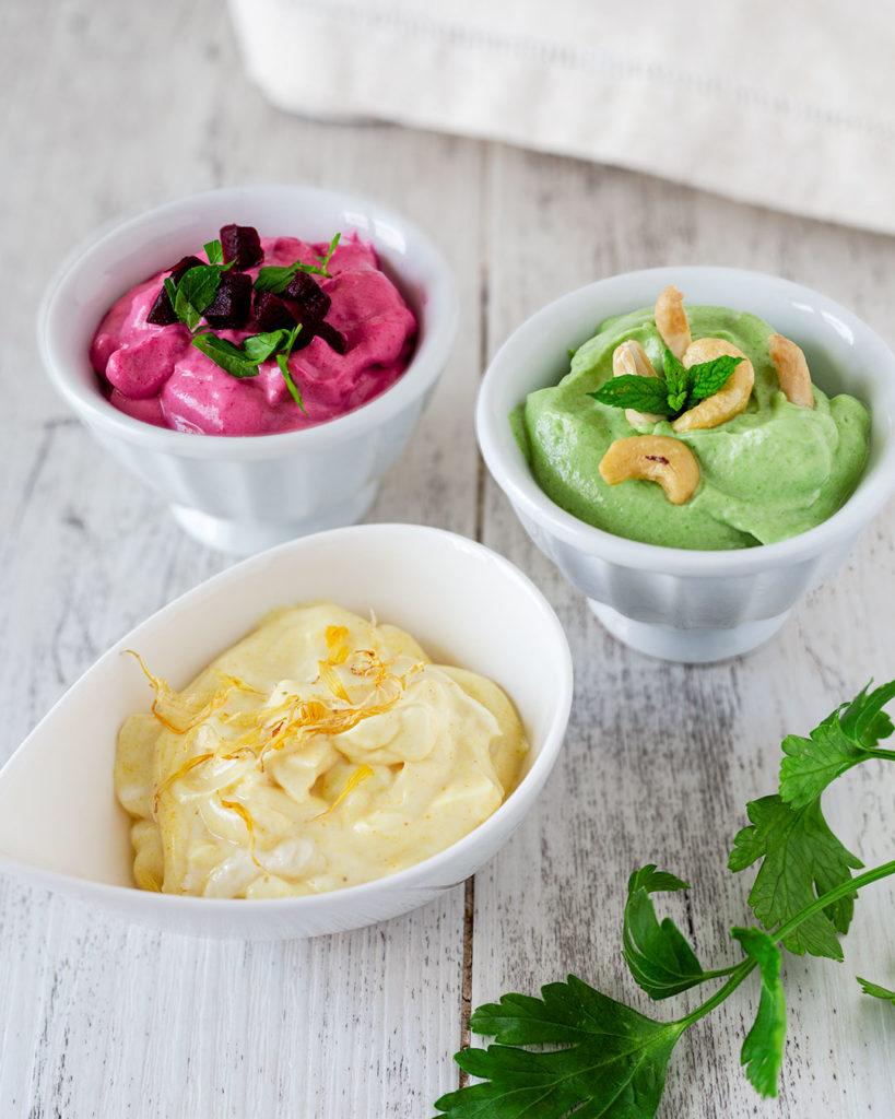 Maionese vegana fatta in casa – ricetta classica e varianti