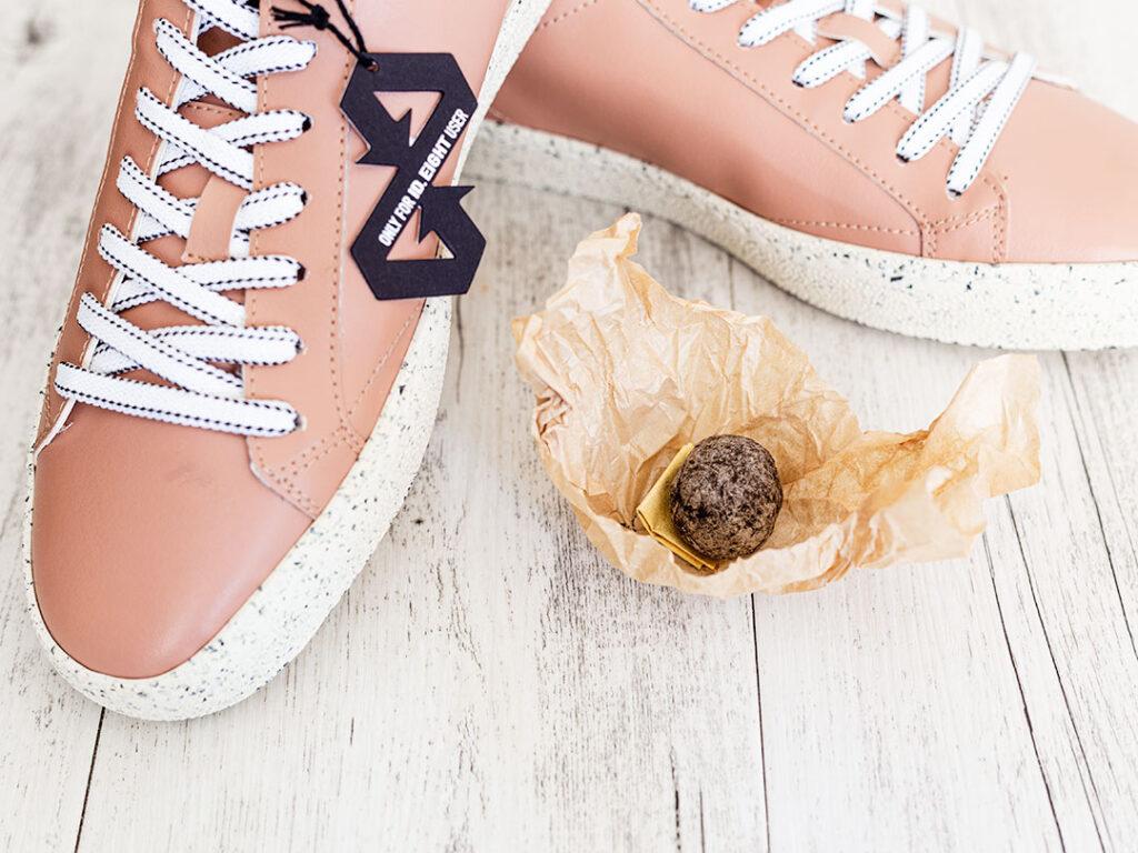 Ideight sneakers vegan