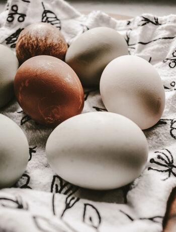 Come sostituire le uova nell'alimentazione vegana