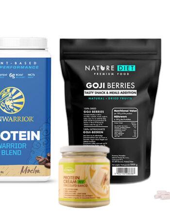 Prodotti per sportivi vegani: proteine e integratori