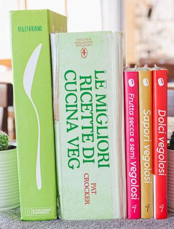 Libri di cucina vegana quali comprare
